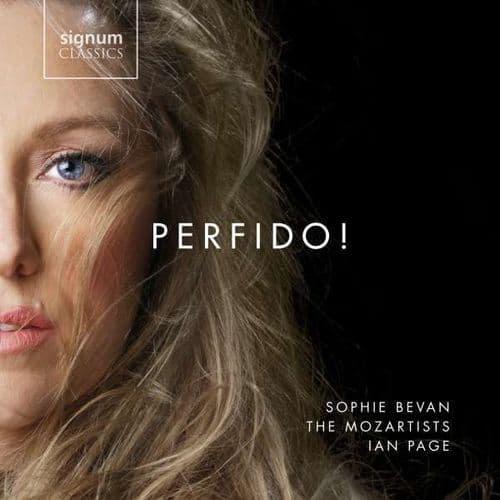 Sophie Bevan, The Mozartists, Ian Page <br>Perfido!<br>CD